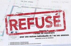 Refus du permis de construire et les recours possibles