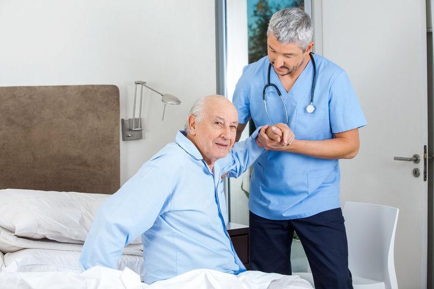 alarmes des personnes âgées