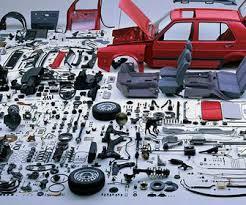les pièces de voiture