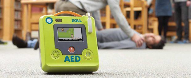 Zoll AED Plus : la réanimation efficace et simplifiée