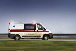ambulance dans le 94