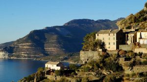 Marche et vélo en Corse