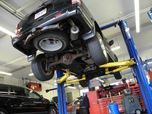 Préparer votre voiture pour un long voyage